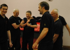 Wing Chug UK Self Defence grading