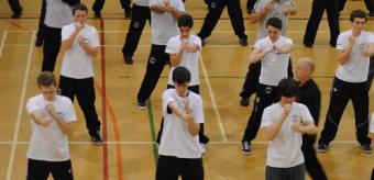 FREE Wing Chun lesson