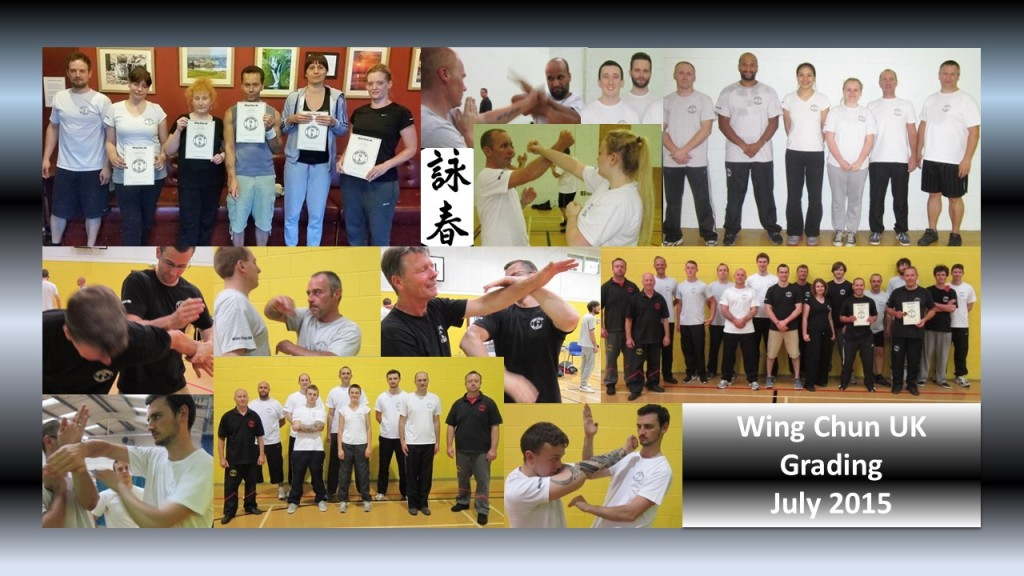 Gradings July 2015