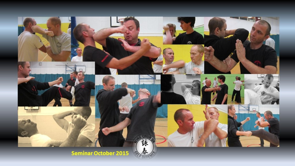 Seminar October 2015