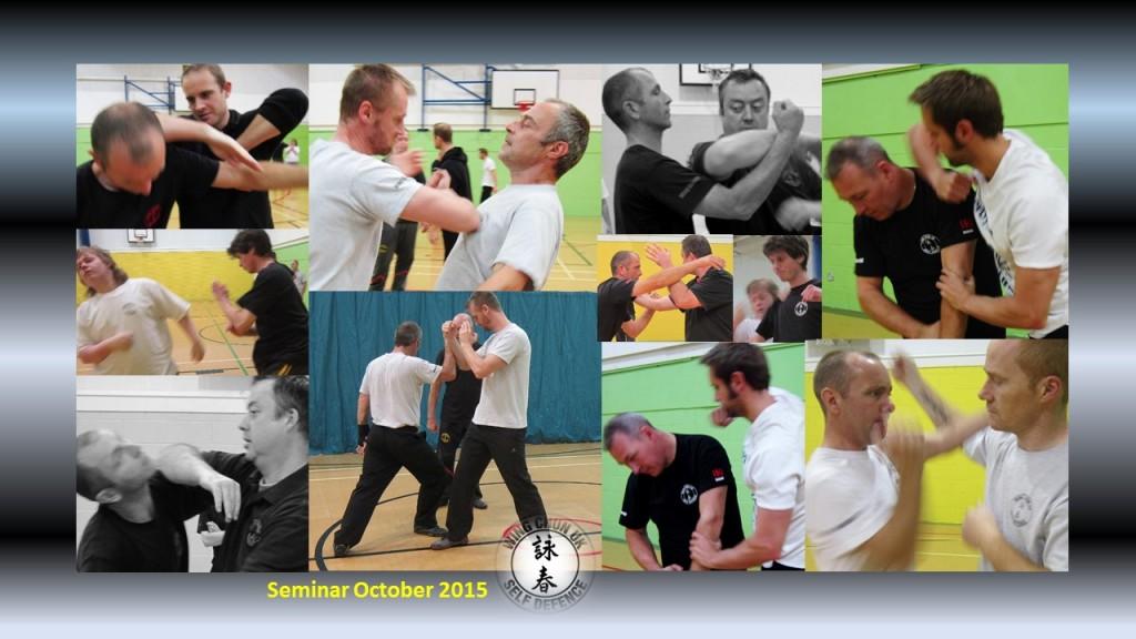 Special Seminar October 2015