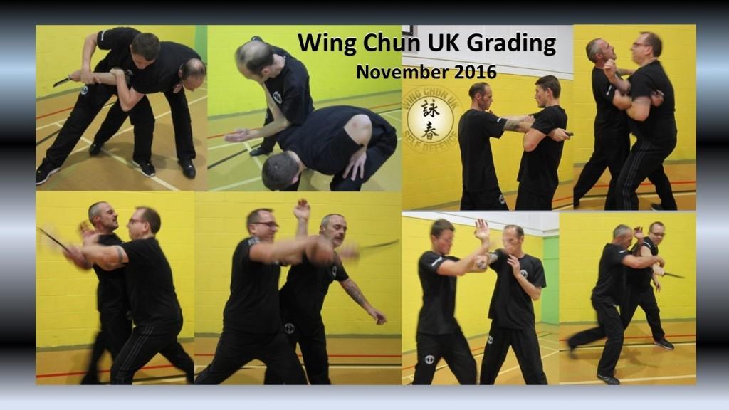 November 2016 Grading 2